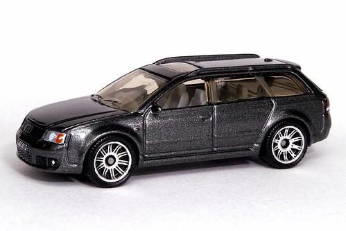 Matchbox Audi RS6 Avant Green - 5514df