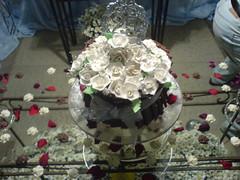 bolo artstico de bodas (Delcias Artsticas) Tags: doces bonbons bolos coffebreak bemcasados