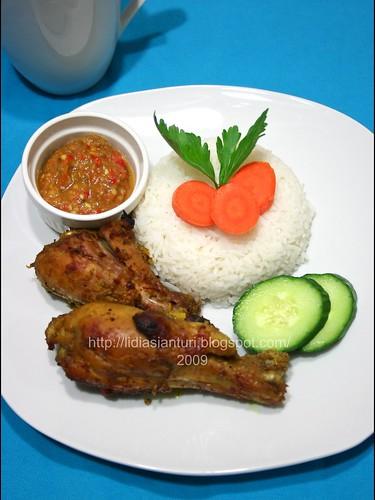 Ayam Panggang Bumbu Padang5