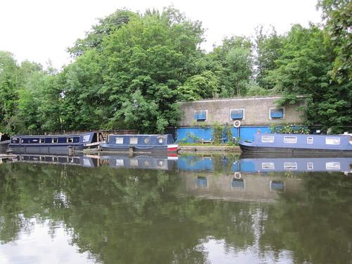 Camden Town Canals