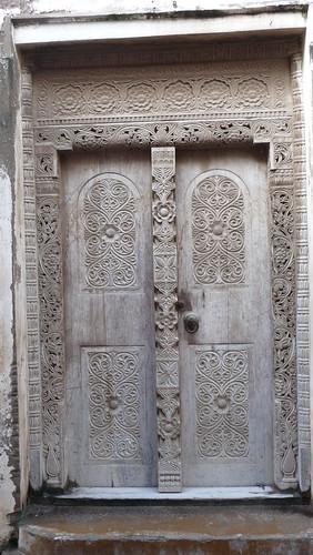 Lamu Door