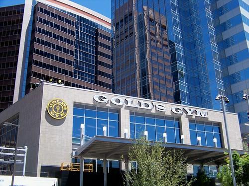 Gold's Gym at CityScape Phoenix