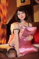 歡歡_2455 (^o^y) Tags: woman girl lady asian model taiwan showgirl sg taiwanese 美女 外拍 麻豆 比基尼 性感 辣妹 網拍 模特兒 美眉 女神 射手 旅拍 我猜 歡歡 趙小妍 l92833 趙妍歡
