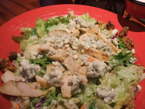 Apple harvest chicken salad