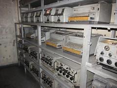 Communications Room on the USS Pueblo (John Pavelka) Tags: navy intelligence electronics espionage communications northkorea pyongyang dprk usspueblo taedong