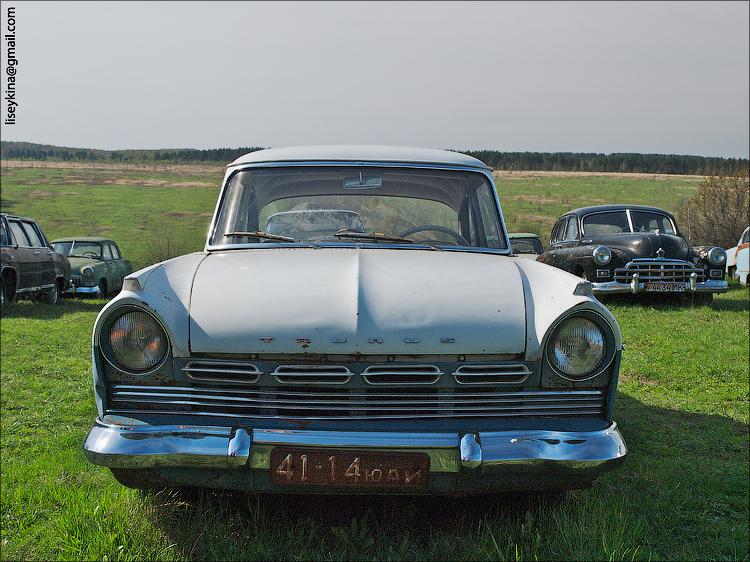 Форд Таунус 17М