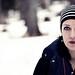 Chrissy In Winter Woods
