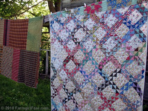 Vintage Quilts 10