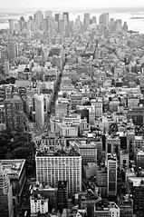 Lower Manhattan (SGCampos) Tags: city nyc newyorkcity urban bw usa newyork building brooklyn us nikon king state bronx manhattan newyorker queens timessquare statueofliberty wallstreet statenisland bigapple lowermanhattan newamsterdam d90 skycreeper sgcampos sgcam charlesiiofengland