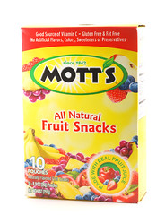Mott's Fruit Snacks