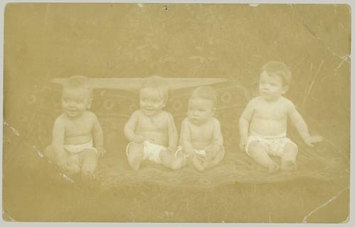 Four Babies