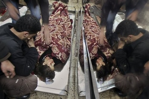 APTOPIX MIDEAST ISRAEL PALESTINIANS por pinkturtle2.