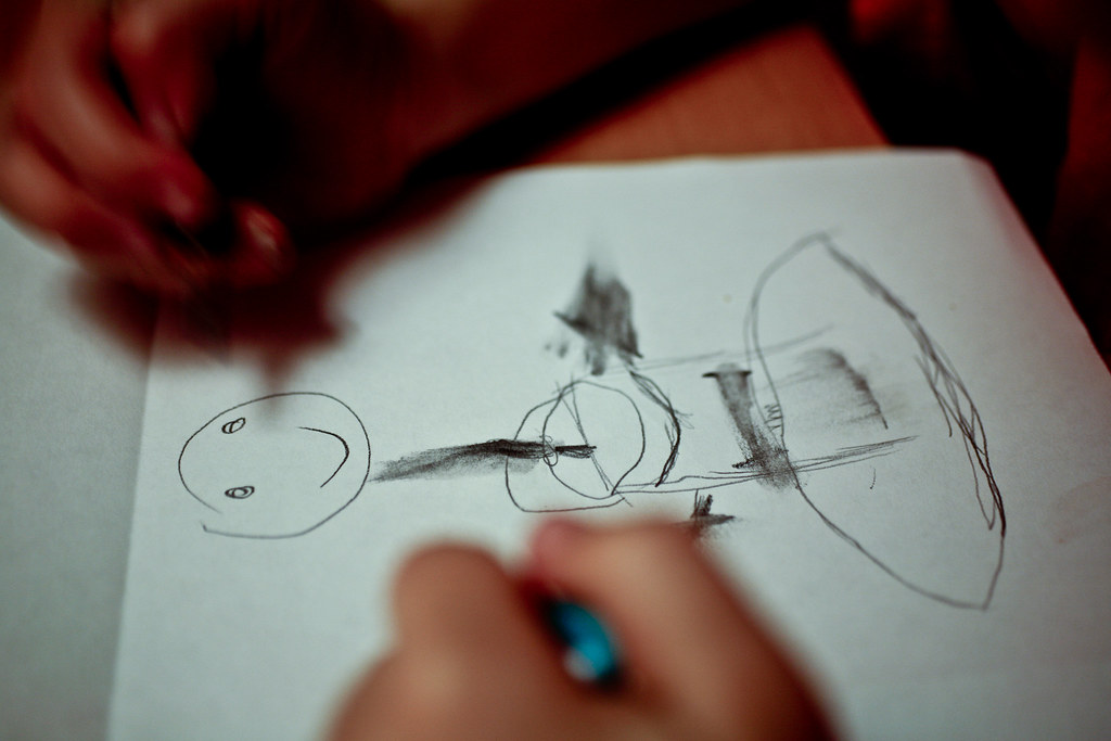 Observational Drawing with Children
