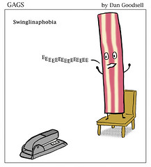 Swinglinaphobia
