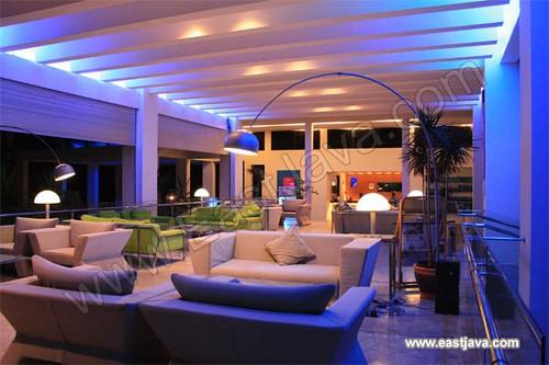 Tanjung Kodok Beach Resort - Lobby Lounge - Lamongan - East Java