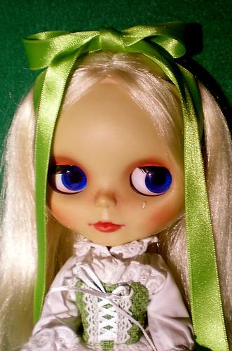 Blythe Custom Vasilissa by Mr.Buffe.