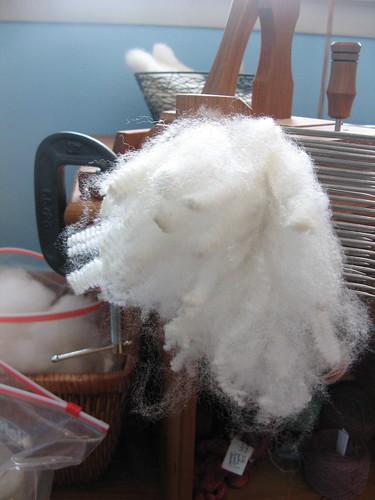 Combing Wool 2