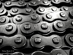 Chains & Being Chained (SPNeoh) Tags: chain motorcycle rantai rkm takasago kilang