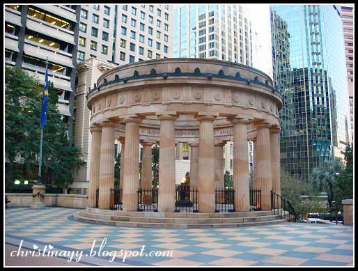 Shrine of Remembrance, Brisbane