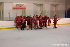 Hockey D2 : Cholet/Lyon