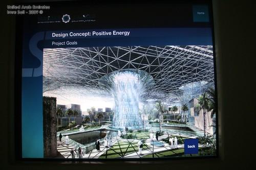 Diseño de Ciudad Masdar