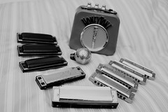 My family of harps (dark_dave25) Tags: music bend blues harp harmonica harmonicas harps hohner bending eggstatic darkdave