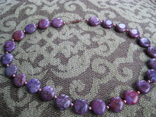 Purple Crush Necklace