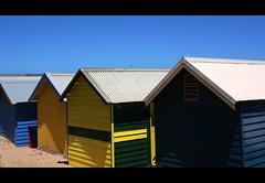 Brighton Beach Huts (Jules in Sydney) Tags: beach brighton huts