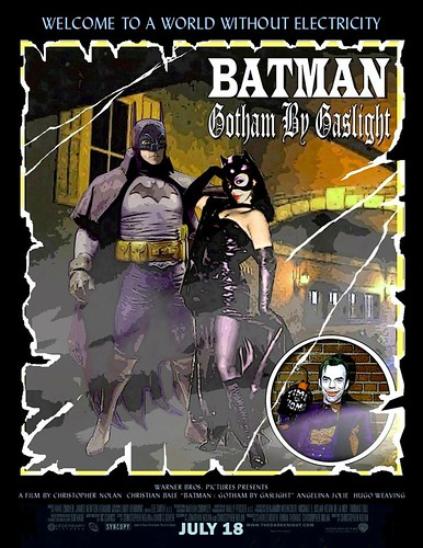 Batman Gotham By Gaslight Poster A Photo On Flickriver