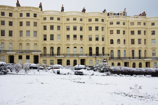 Brunswick Square Snowfolk