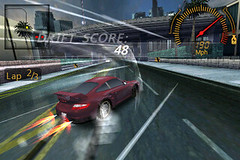 Need for Speed Undercover for iPhone (Producer Screenshot #1)