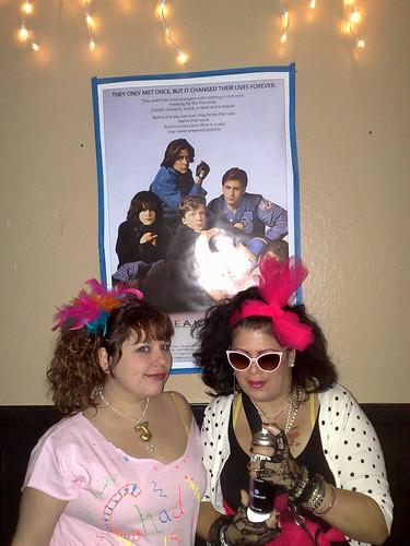 sunglasses bar jen 80s hairspray gwen alameda aquanet breakfastclub popinn parkboulevard
