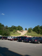 2008 summer vacation, Indiana Dunes State Park...