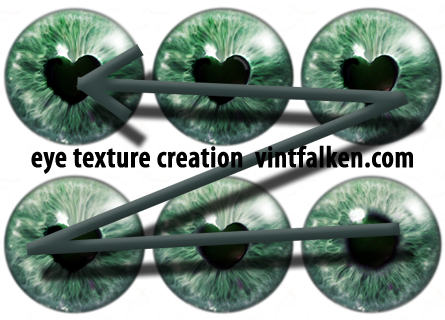 Eye Texture Creation (vintfalken.com)
