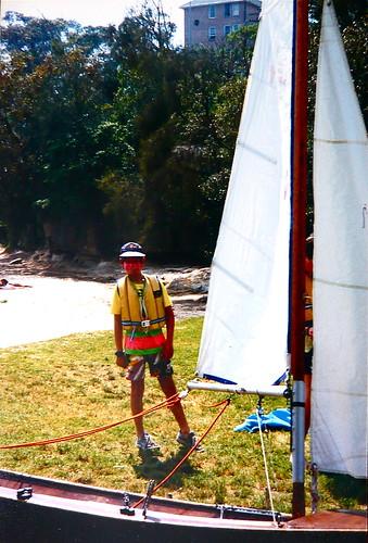 sailing sydney charles boodle balmoral