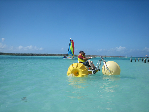 Castaway Cay - Pedal Boat 61