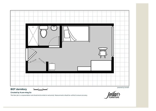 NTU BOT Dormitory Arrangement