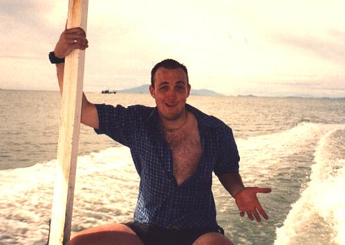 Thai Boat Ride