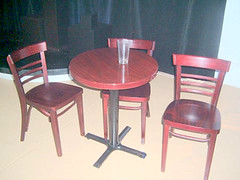 Bar Tables and Chairs for Rent