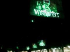 Winterfest 2009 Saturday night
