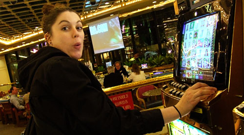 Adrienne gambles
