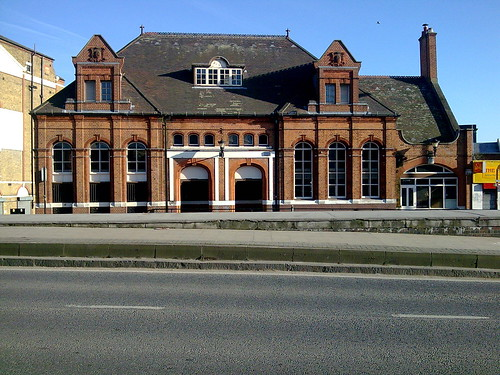 Stratford Market Station