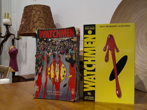Watchmen - 20 years after