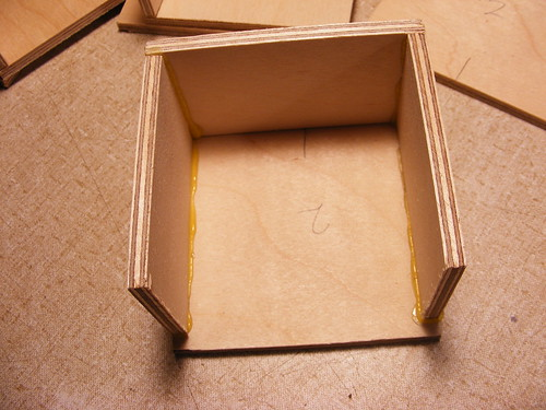 Making a Tiny Sq Box #5