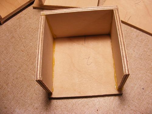 Making a Tiny Sq Box #5
