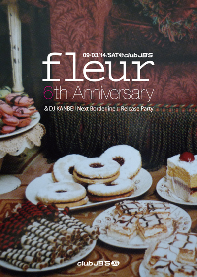 fleur 6th Anniversary Party