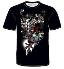 LittleBigPlanet LBP tshirt