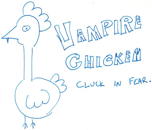 366 Cartoons - 032 - Vampire Chicken