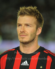 David Beckham (Ashraf Khunduqji) Tags: portrait david celebrity football nikon beckham acmilan d3 doha qatar 70200mm ashraf khunduqji