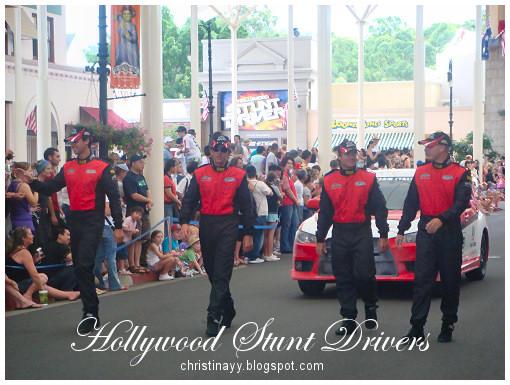 Warner Bros. Movie World: Hollywood Stunt Drivers